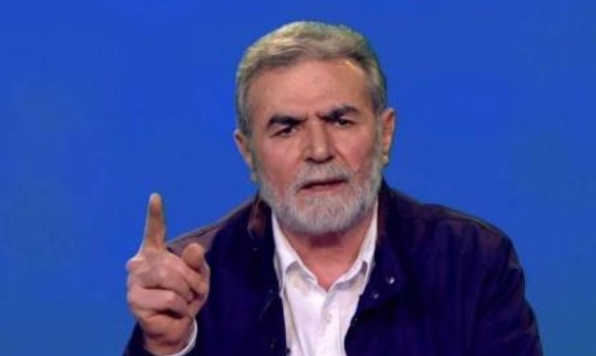 الأمين العام لحركة الجهاد الإسلامي في فلسطين زياد النخالة