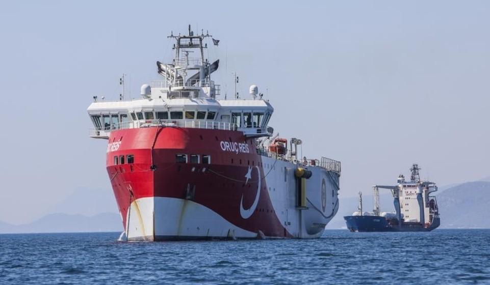 تنافس على الغاز بين تركيا واليونان