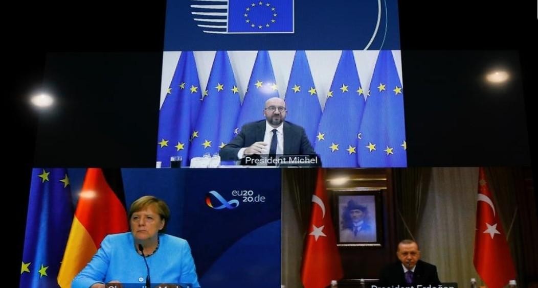 العلاقة التركية الأوروبية