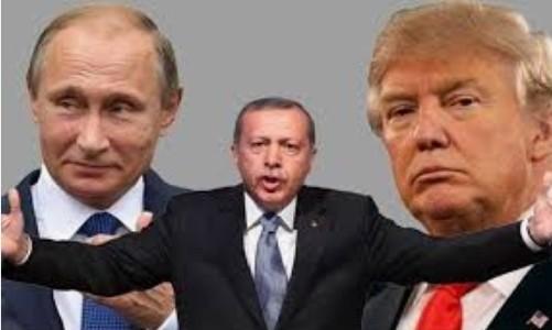 العلاقة الأمريكية التركية