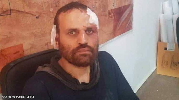 هشام عشماوي عند سقوطه بيد الجيش المصري بدرنه /ليبيا