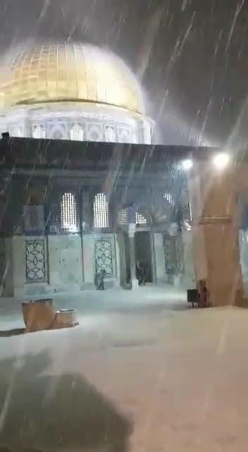 قبة الصخرة القدس المحتلة