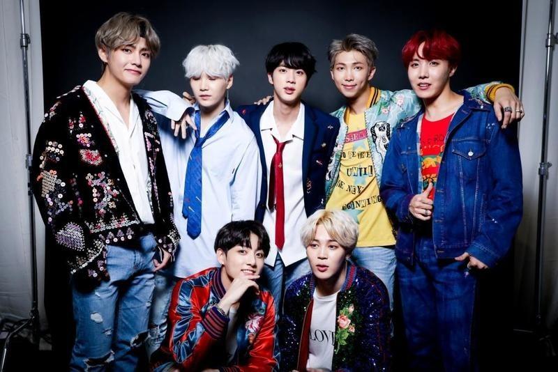 فريق BTS