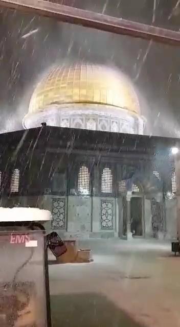القدس المحتلة /قبة الصخرة
