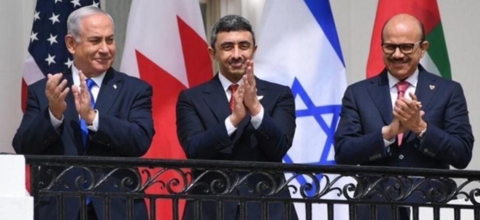 التطبيع الإسرائيلي البحريني الإماراتي