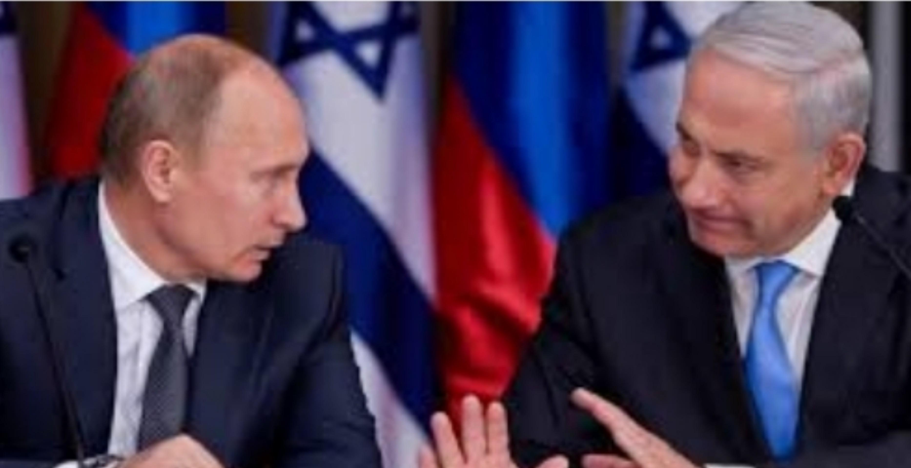 مباحثات إسرائيلية روسية