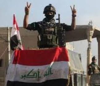 العراق وحربها على داعش