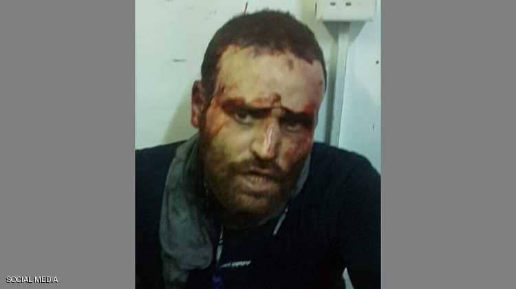 الإرهابي هشام عشماوي عند سقوطه بيد الجيش المصري بدرنه /ليبيا
