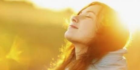 فيتامين والسعادة