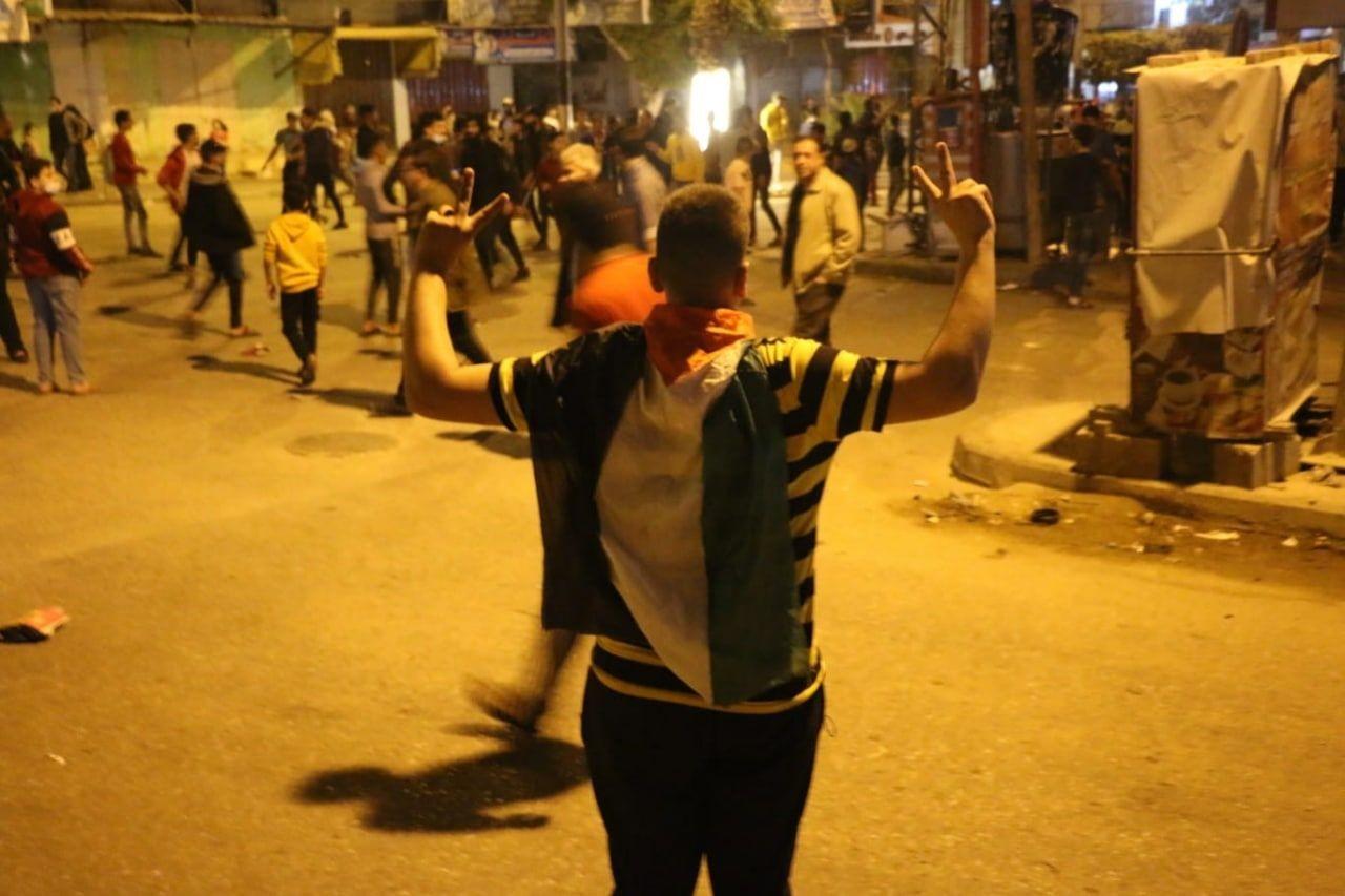 آخر التطورات في فلسطين المحتلة  إضاءات