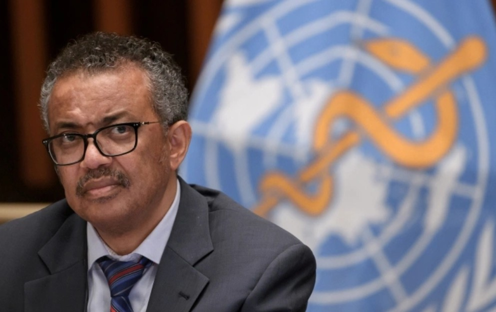الأمين العام لمنظمة الصحة العالمية