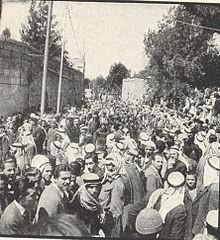 جنازة عبد القادر الحسيني