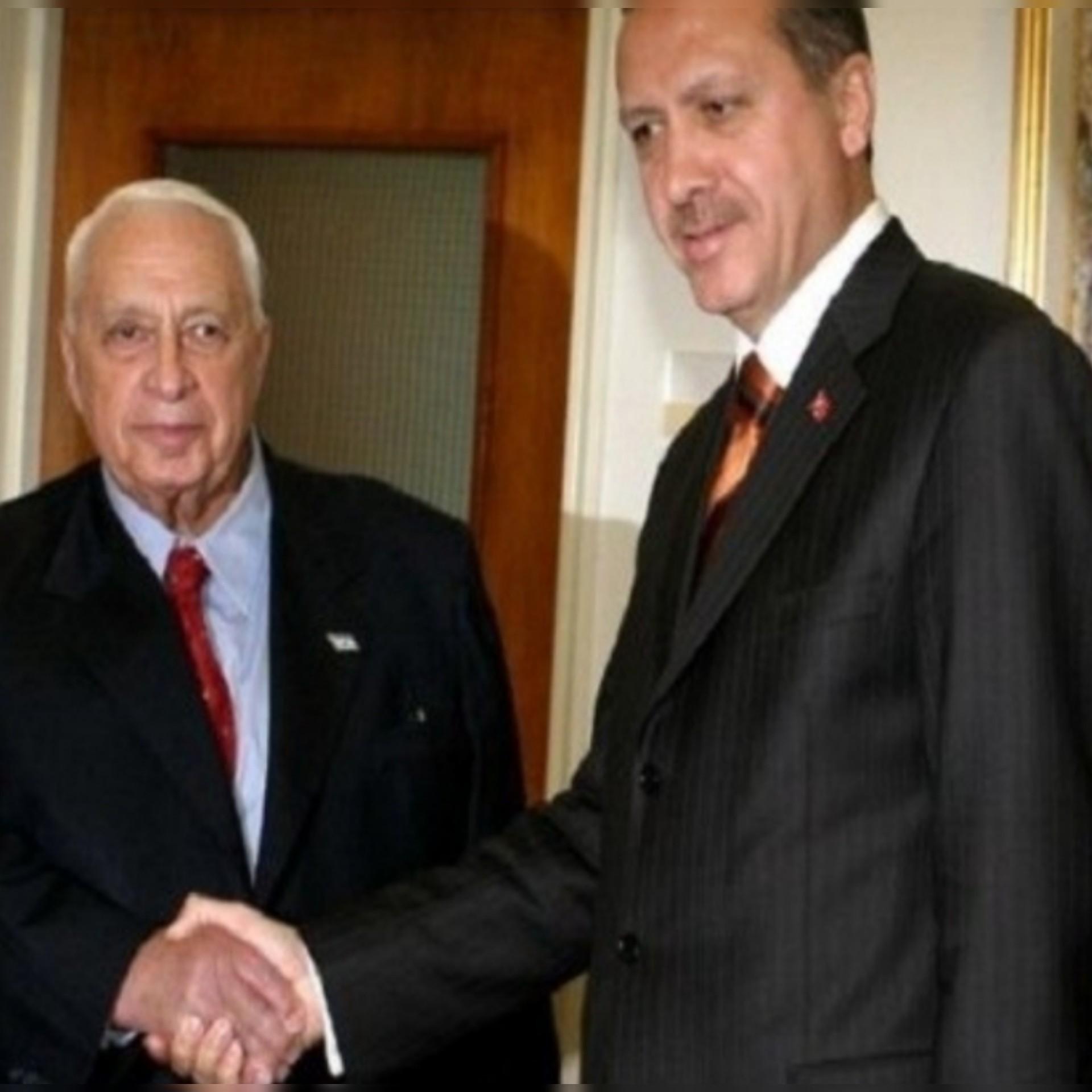 إضاءات حفاظا على العلاقات التركية الإسرائيلية وثائق: