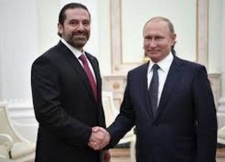 إضاءات بوتين وسعد الحريري
