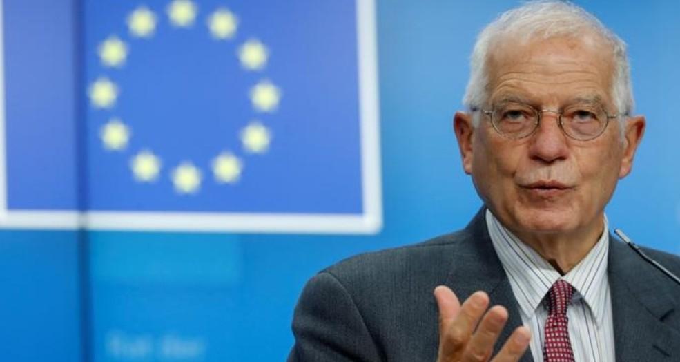 جوزيف بوريل الممثل الأعلى للسياسة الخارجية في الاتحاد الأوروبي